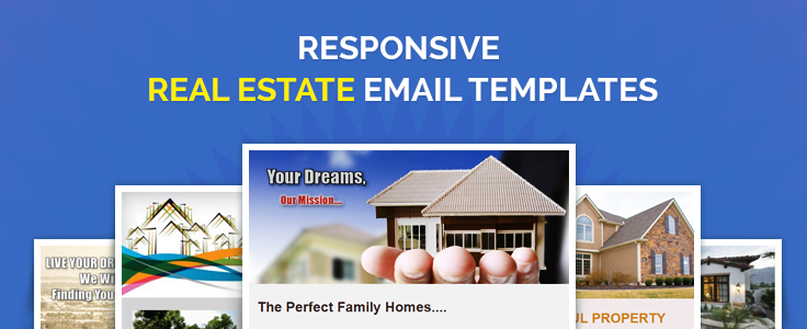 10 Free Real Estate Email Templates