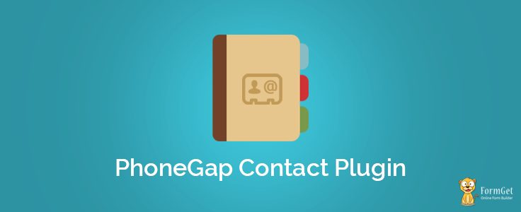 PhoneGap-Contact-Plugin