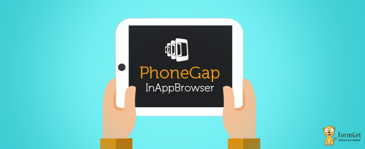 PhoneGap Inappbrowser | FormGet