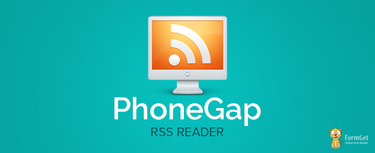 PhoneGap RSS Reader : Send RSS News Feeds On Mobile