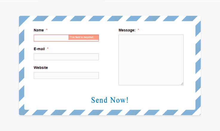 Jotform Template - Online Form Builder