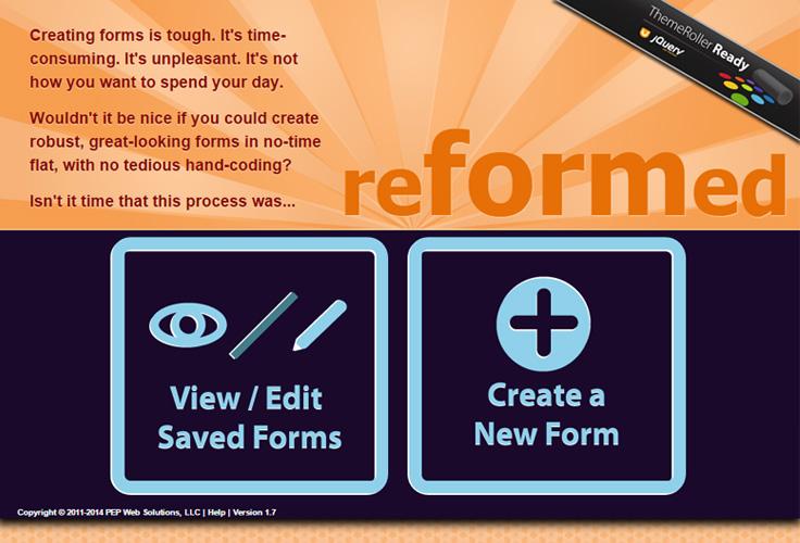 Re-formed