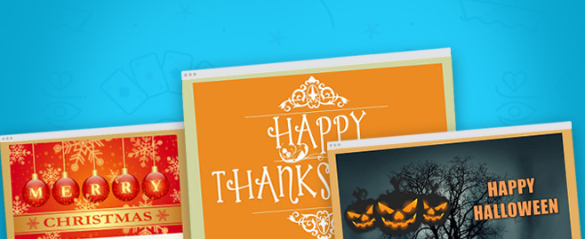 Best Free Holiday Email Templates