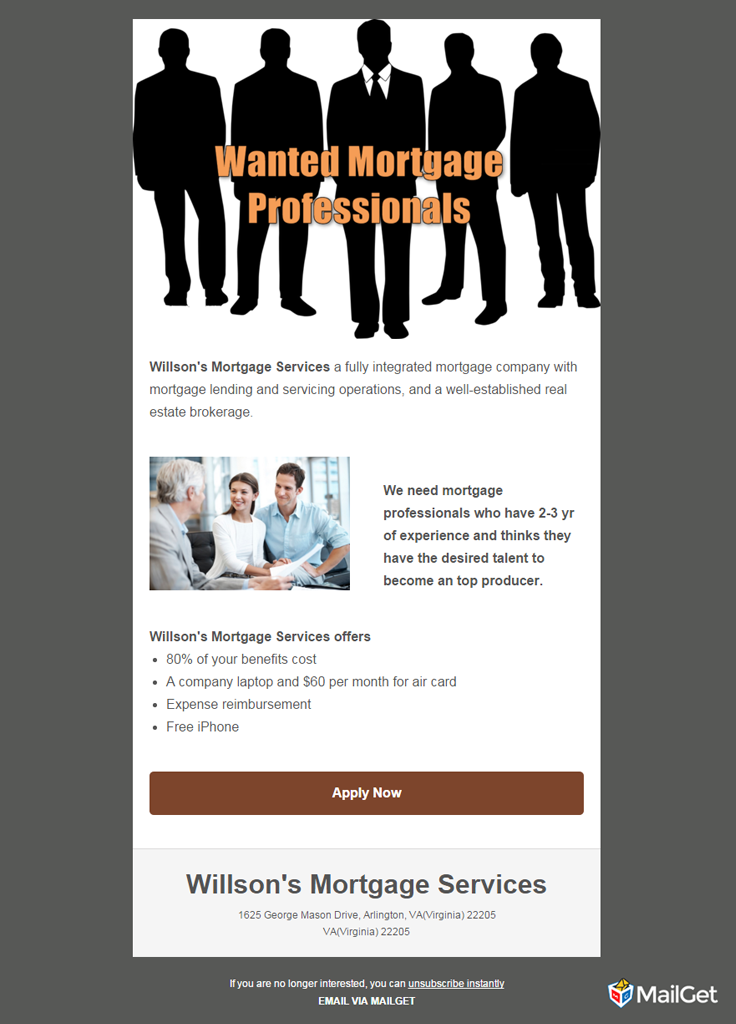 10 best free job recruitment email templates mailget