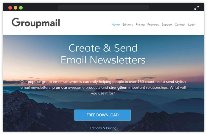 GroupMail-email-marketing-service-for-lawyers-MailGet