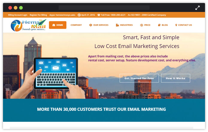 Hems-Mail-email-marketing-service-providers-india-MailGet