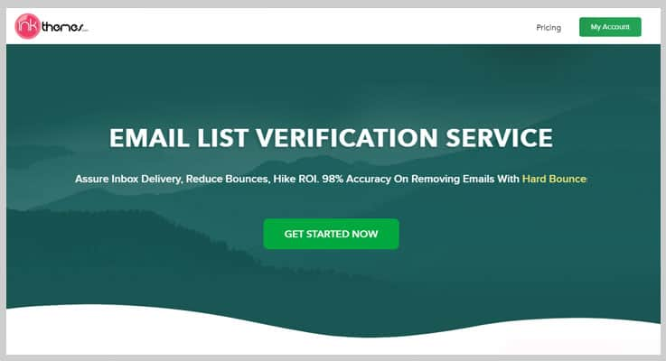InkThemes Email Verification - Email List Cleaning Services