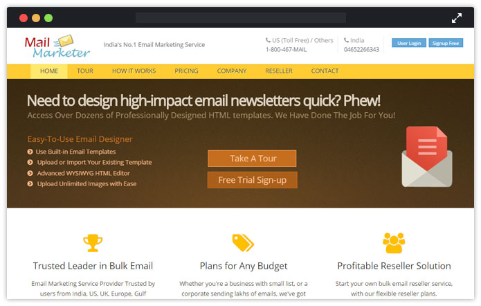 Mail-Marketer-email-marketing-service-providers-india-MailGet