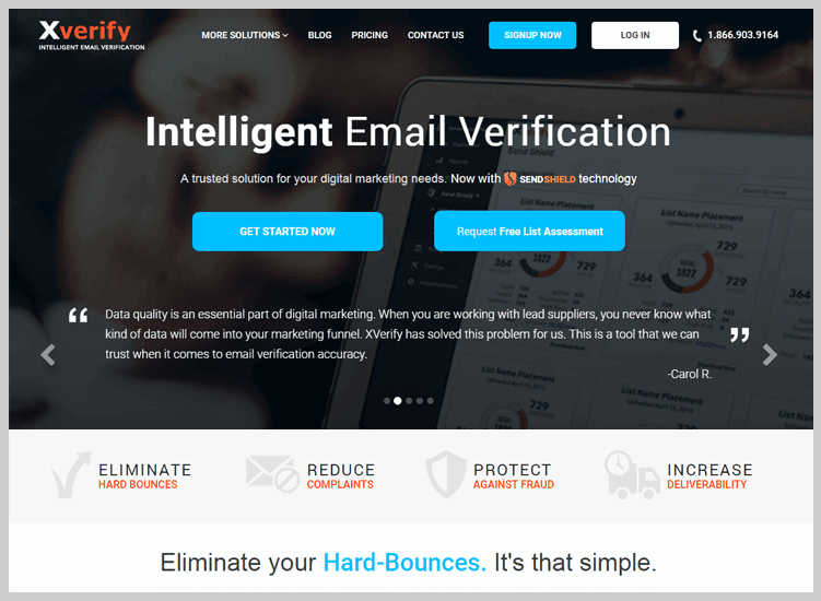 XVerify - Email Verification Service
