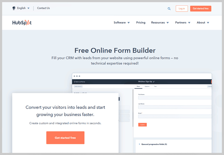 Hubpost - Best Contact Forms For WordPress