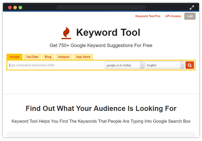 Keyword Tool Best Seo Tools Software