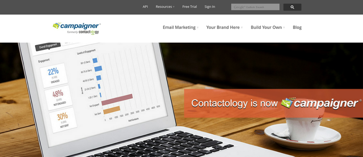 Contactology Best Affordable Email Marketing Software For Small Business