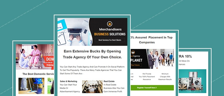 500 free html email newsletter templates for 2018 formget check all agency email templates here flashek Choice Image