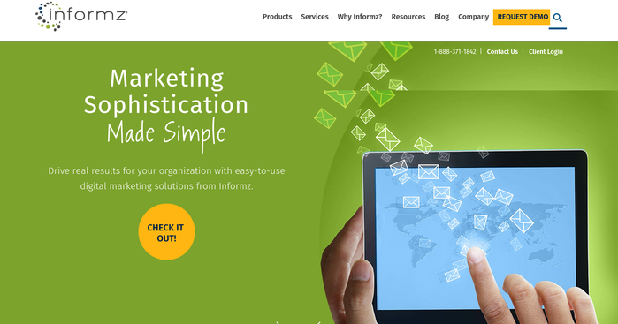 Informz Best Affordable Email Marketing Software For Small Business
