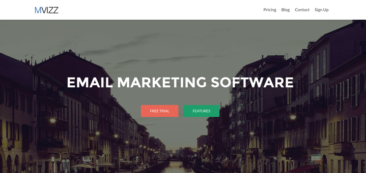 Mvizz Best Affordable Email Marketing Software For Small Business