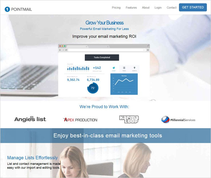 Best Email Marketing Companies For Small Business