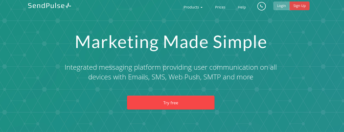 SendPulse Best Affordable Email Marketing Software For Small Business