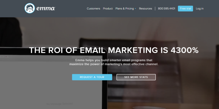 Emma Best Affordable Email Marketing Software For Small Business