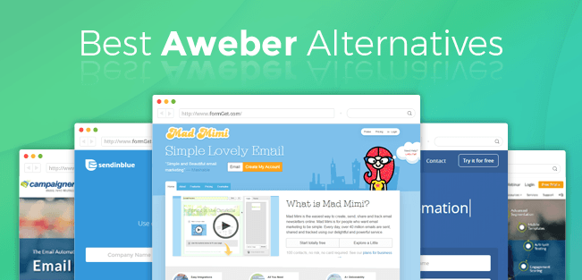 Aweber Competitors Can Be Fun For Anyone