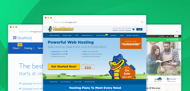 The 10 Best Website Hosting Cheap
