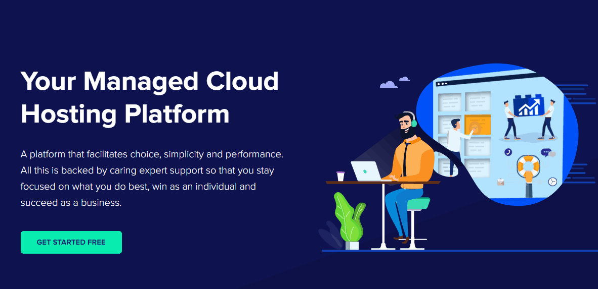 Cloudways - Best Website Hosting Service Providers