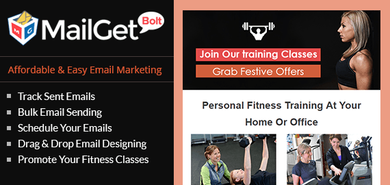 Email Marketing For Personal Trainers, Gym Trainers & Fitness Advisor