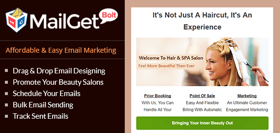 Email Marketing For Hair & Beauty Salons