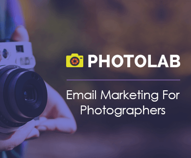 MailGet Bolt – Email Marketing For Photographers, Photo Journalist & Shutterbug