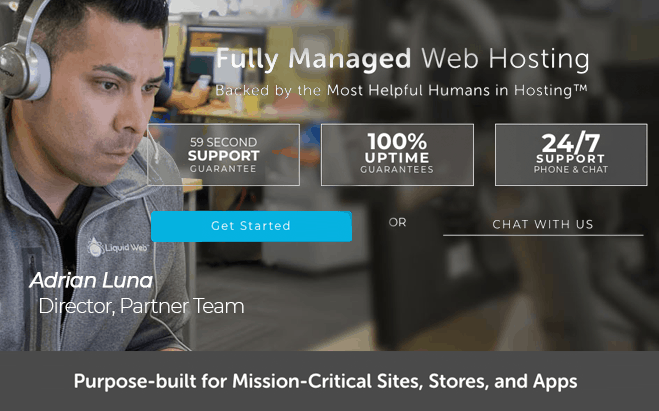 Liquid Web - Best Website Hosting Providers