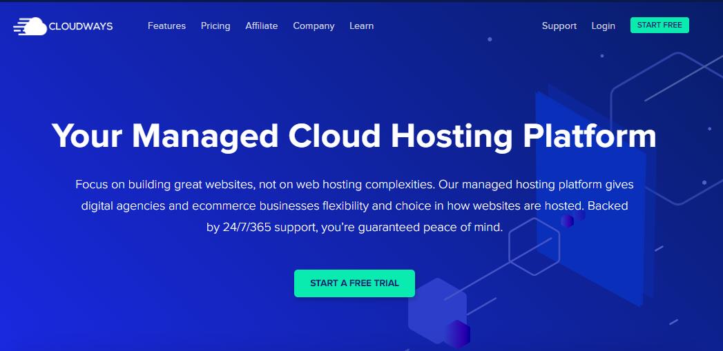 Cloudways - Best Website Hosting Providers