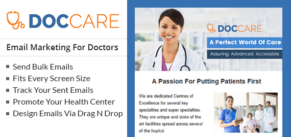 Doctor Email Marketing