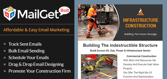 Email Marketing For Construction Companies & General Contractors