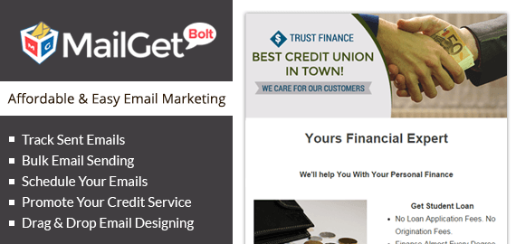 Email Marketing For Credit Union