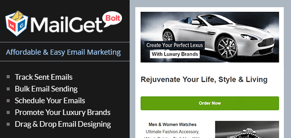 Email Marketing For Luxury Brands