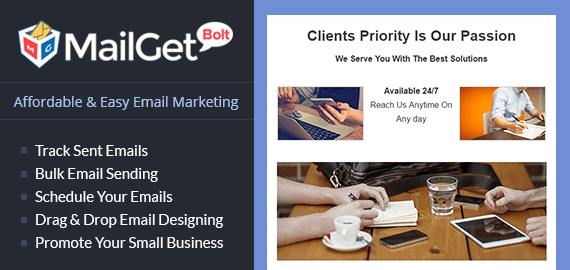 Email Marketing For Small Business Slider