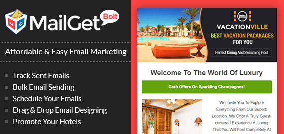 Email Marketing For Resorts,