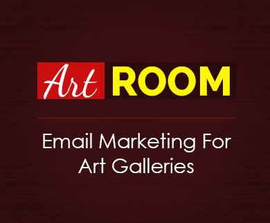 art galleries email marketing