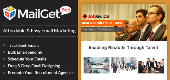 Email Marketing For Recruitment Agencies & Staffing | FormGet