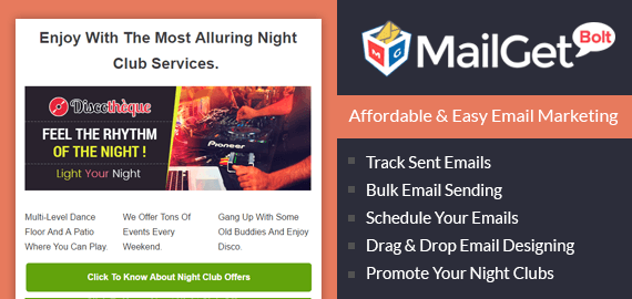 Email Marketing For Night Clubs