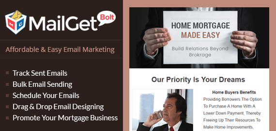 Email Marketing For Mortgage Brokers Slider
