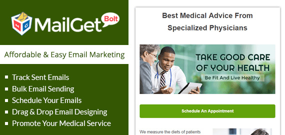 Email Marketing For Physicians & Nutritionists