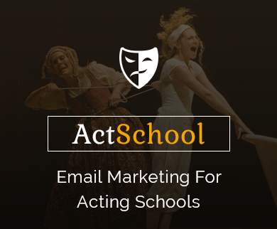 MailGet Bolt – Email Marketing For Acting Schools & Colleges