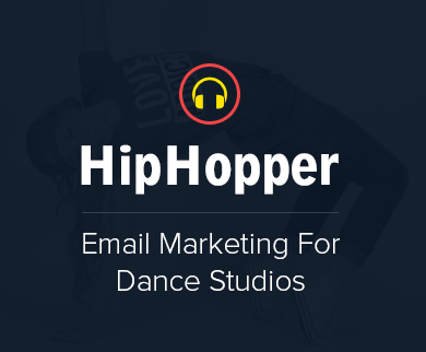 dance classes email marketing