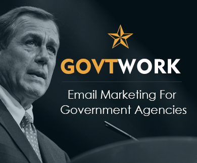 email marketing for government agencies
