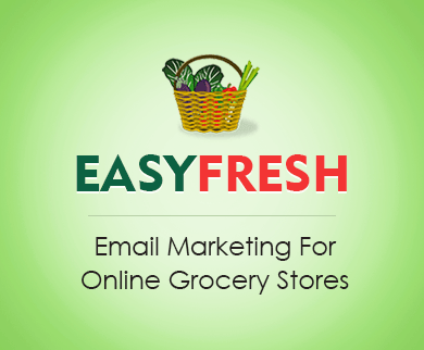 MailGet Bolt – Email Marketing For Online Grocery Shopping & Free Home Delivery Service