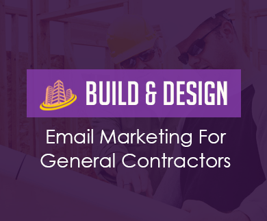 general contractors email marketing