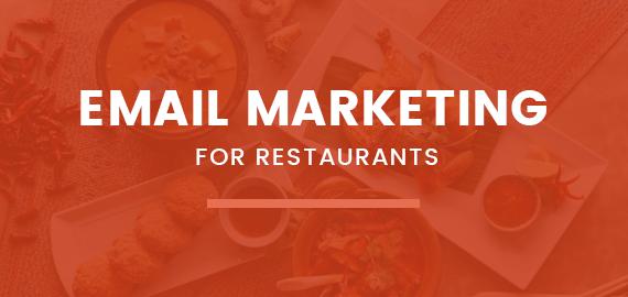 restaurants email marketing