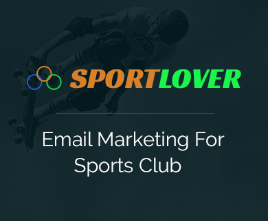 sports club email marketing