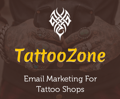 MailGet Bolt – Email Marketing For Tattoo Shops & Studios