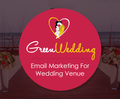wedding venue email marketing